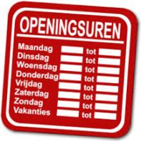 openingsuren