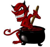 devil spicy
